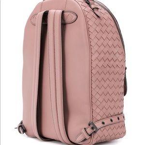 Brand New Bottega Veneta Deco Rose Backpack